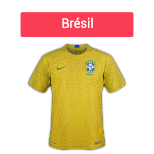 Équipe de foot du Brésil groupe E a la CDM 2018