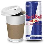 café et boissons énergétiques