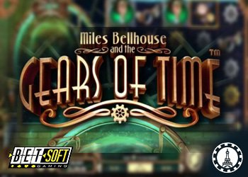 BetSoft lance le jeu Miles Bellhouse and the Gears of Time