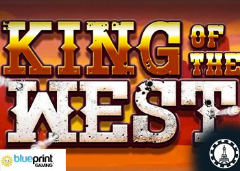 Blueprint annonce la sortie de la machine à sous King Of The West