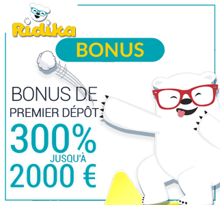 bonus ridika casino
