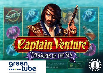 Captain Venture: Treasures of the Sea de GreenTube