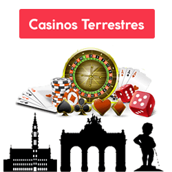 casinos terrestres belgique