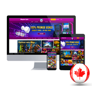 mobile casino magical spin