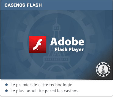 Casinos Flash Sans Téléchargement