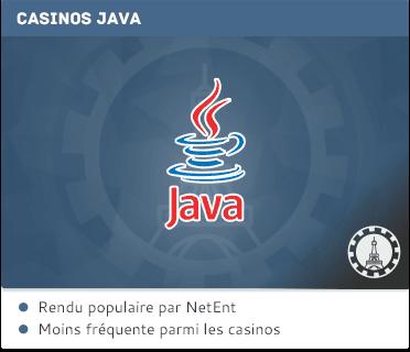 Casinos Java Sans Téléchargement