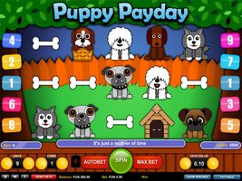 Puppy Payday