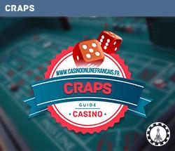 Jeux de casino craps