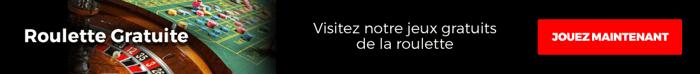roulette en ligne sur CasinoOnlineFrancais.fr