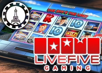 Live 5 Gaming et The Sky's The Limit