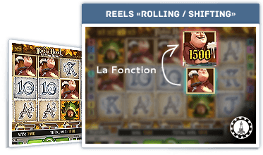 La Fonction : Shifting Reels