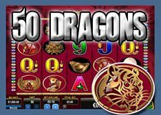 50 Dragons Best Slot