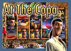 At The Copa iPhone Slot