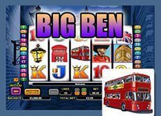 Big Ben Best Slot
