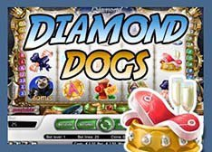 Machine à sous iPad Diamond Dogs