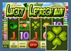 Lucky Leprechaun Bonus Slot