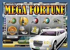 Machine à sous Mac Mega Fortune