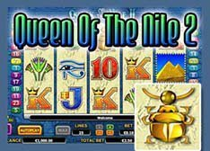 Queen of the Nile 2 Machine à Sous iPad