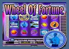 Machine à sous Mac Wheel of Fortune