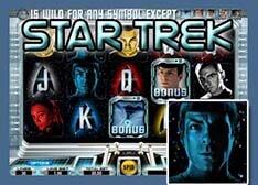 Meilleure Machine à sous Star Trek
