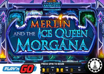 Merlin and the Ice Queen Morgana, nouveau jeu d'IGT