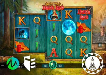 Microgaming et TES lance le jeu Wicked Tales : Dark Red