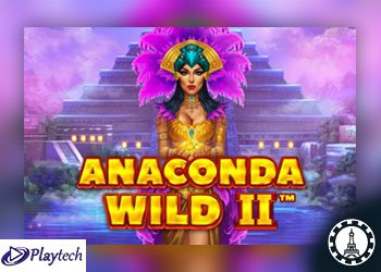 Playtech lance la machine à sous Anaconda Wild 2