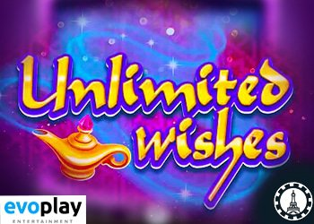 Unlimited Wishes : Prochaine machine à sous d'Evoplay