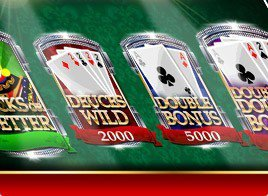 jouez video poker