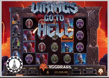 Vikings Go To Hell : Nouvelle machine à sous d'Yggdrasil