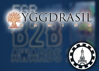 Yggdrasil remporte le prix Slot Provider Of The Year
